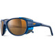 Julbo Expl**** 2.0 Cameleon Sunglasses Dark Blue/Blue-Brown